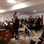 L'orchestre et les choristes