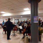 L'orchestre de la Belle Hélène dirigé par Daniel Galvez Valejo